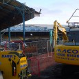 Some photos of Cardiff City's half demolished stadium – a place full of memories for me!