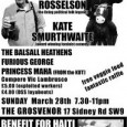I'll be DJing tonight at the Acoustic Insurgency Haiti benefit, taking place at the excellent Grosvenor pub at 17 Sidney Rd, Stockwell, London SW9 0TP The event is a monthly […]