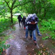 This was one for the 'ardcore walkers, with the rain belting down at the start, deeply flooded footpaths to traverse and a fairly ambitious 12 miles to cover in fading […]