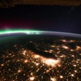 I've been totally blown away by this astonishing time lapse video taken from the International Space Station.