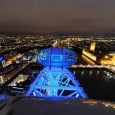 Now ready for your viewing and scrolling pleasure is a stunning 24-hour, time-lapse 360 degree video shot from the top of the London Eye.