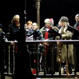 My first Christmassy thing of the year! Christmas carol singing in a local Victorian park… More pics here