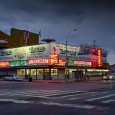The first of a chain of US fast food restaurants specialising in hot dogs, the original Nathan's restaurant stands at the corner of Surf and Stillwell Avenues in Coney Island. Al […]