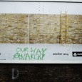 'Our Way Anarchy' – amended NatWest billboard, Atlantic Road, Brixton SW9, Jan 2002.