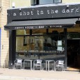 Situated a short walk out of the centre of Cardiff on City Road, A Shot In The Dark is a cafe/bar/venue that stays open late with occasional live music events.