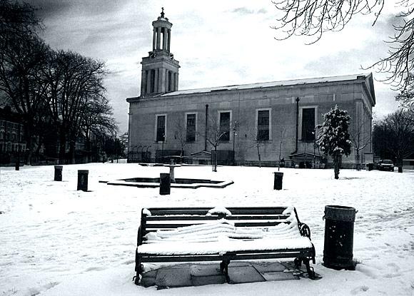 Sheffield Music Festival Garden Walk: Another Snowy South London Stroll
