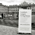 I went along to what was billed as 'London's Largest Living Room' in the courtyard of Somerset House on Saturday and have to say as I was a little underwhelmed. […]