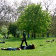 After a long winter, it only takes a few beams of sunlight breaking through the cloud to get London's parks filled up with picnickers, suntan seekers, loungers, drinkers and newspaper perusers. With […]