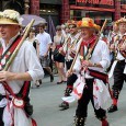 Being Welsh, St George's Day means bugger all to me, but I've always had a bit of a soft spot for the bell-jangling, stick-clattering, accordion-bothering shuffle of Morris Dancers, and they […]