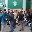 Those loveable scamps the Space Hijackers weren't chuffed with Starbucks opening a shiny new outlet in their patch of the East End, so they decided to make a stand: We […]
