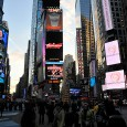 Once one of the seedier parts of Manhattan, Times Square was cleaned up in the mid-1990s, with Mayor Rudolph Giuliani overseeing the closing of the porno theatres and pressurising the...
