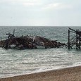 I spent a few hours in Brighton today and I was saddened to see that the concert hall of the moribund West Pier has finally sunk into the sea. It […]