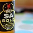 Seeing as it's St David's Day today, it seems appropriate to pay tribute to the Welsh Drink Of The Gods, otherwise known as Brains SA.