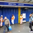 LongsufferingBrixtonites are again without a tube service all weekend, with the Victoria line shut down until Monday morning.