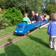 Now sporting a new mini Intercity 125 loco is the Brockwell Park Miniature Railway, which ferries passengers along a short stretch of track in Brockwell Park, south London.