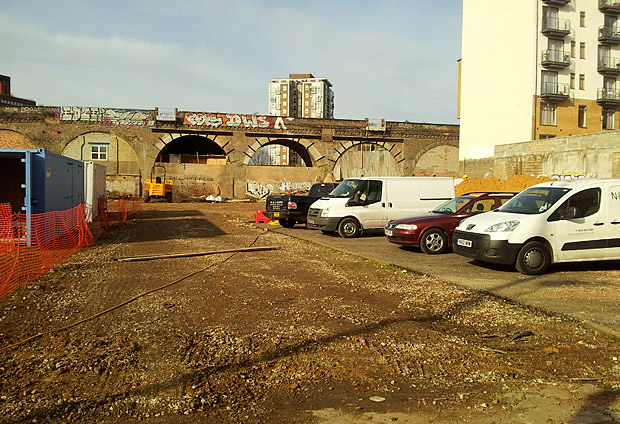 What's happening to the old Cooltan site on Coldharbour Lane, Brixton?