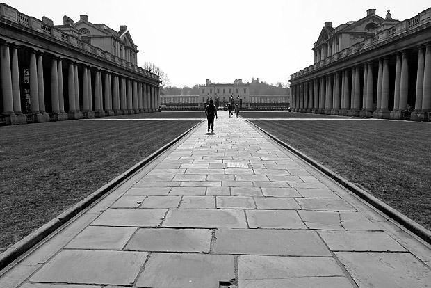 Funeral for a friend in Greenwich. RIP Sam Hiller