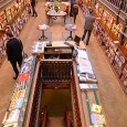 Offering a huge selection of books, this magnificent bookshop can be found on Marylebone High Street, central London.