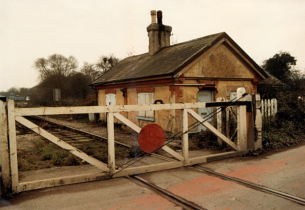Heathfield station, Devon