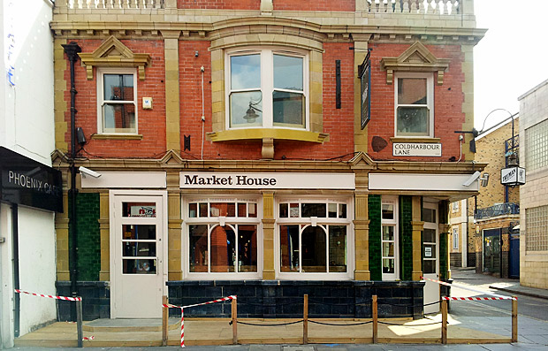 Say goodbye to the Living Bar and hello to Market House, Brixton