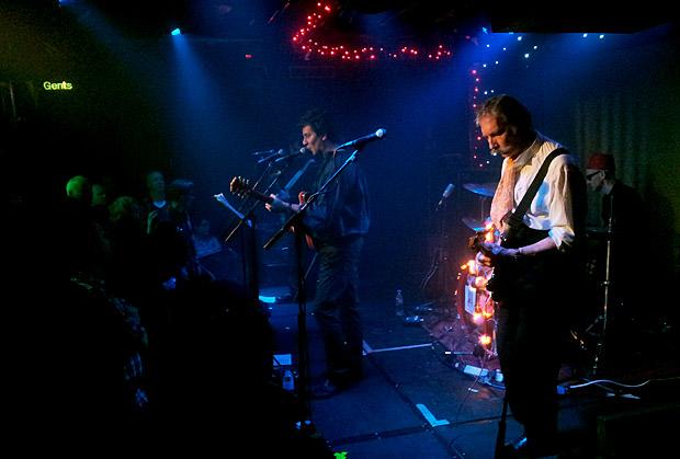 Monochrome Set entertain London Dingwalls, April 2012