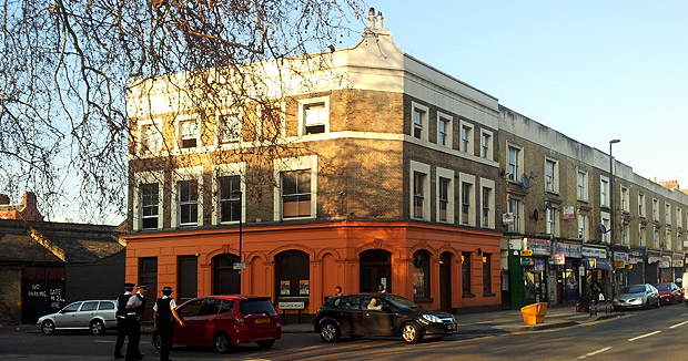 Angel pub on Coldharbour Lane to become arty community space