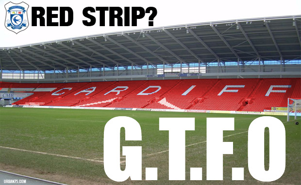 Say no to Cardiff City FC corporate rebranding and sign the petition