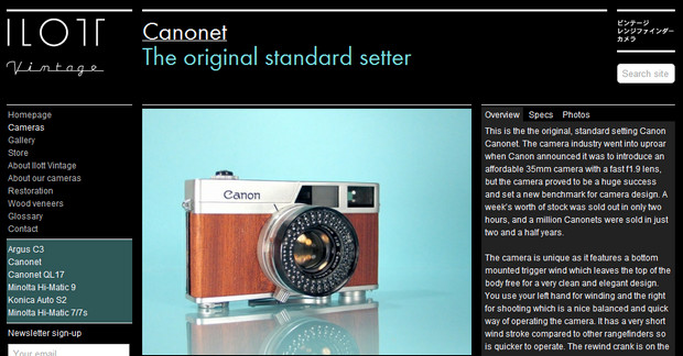 Gaze at the beautiful interior workings of an Olympus 35RD rangefinder camera