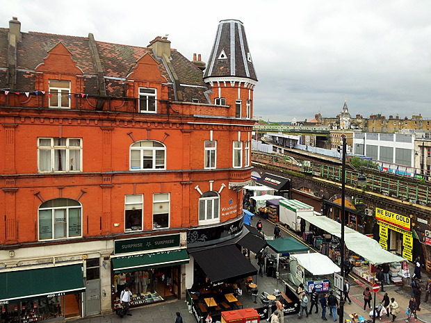Some stunning new views of Brixton, courtesy of TK Maxx