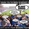 For all my life, Cardiff City have been known as the 'Bluebirds', because they played in blue and had the logo of a bluebird on their badge. And that's what...