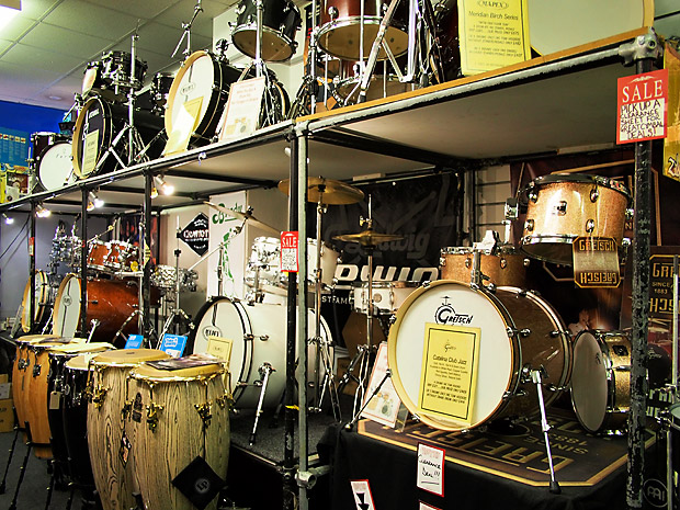 Footes drum store in central London to close after 90 years