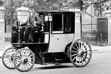 Think electric taxis are a modern idea? The Victorians had them back in 1897