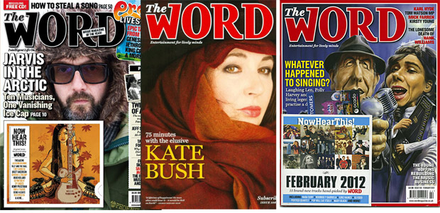 So, farewell The Word Magazine, you'll be missed