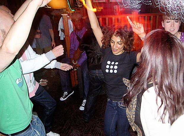 Brixton Offline Club