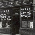 Surviving well into the mid-1990s in Brixton was this Eel & Pie House, located at 426, Coldharbour Lane, SW9.