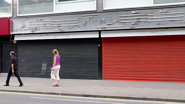 The decline of Tottenham Court Road, former electronics capital of London