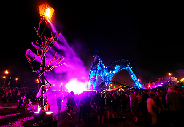 Boomtown 2012 - my new favourite festival