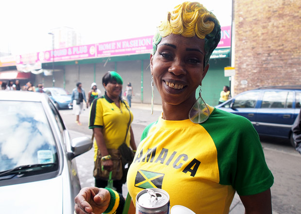 Brixton celebrates Jamaican Independence Day with a big Splash
