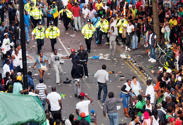 Incident at Brixton Splash