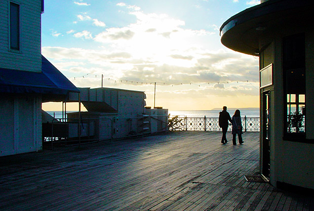 Remembering Hastings Pier - photos from 2005 show what's been lost