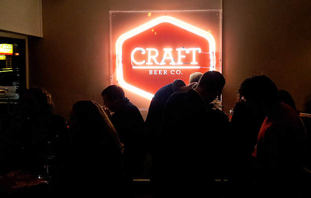 The Craft Bar, Brixton Station Road Brixton - review