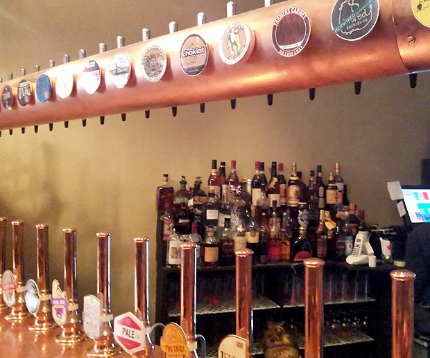 The Craft Beer Company Bar, Brixton Station Road, Brixton - review