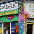Situated on Brixton Road (close to JAMM), it's hard not to miss the brightly coloured exterior of the Cycooldelic Bike Hub.