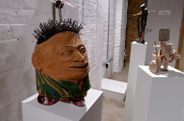 East Brixton - a new art space for Brixton artists, south London