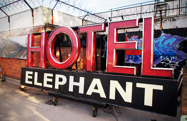 Hotel Elephant - arts gallery and project space in south London