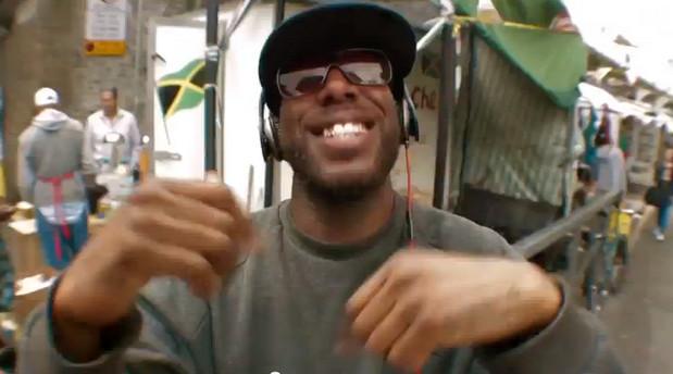 StarchTV - a great music video shot around Brixton