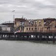 When I visited Hastings pier earlier this year, the future looked very bleak indeed, with the burnt out shell of the pier slowly rusting into the sea. I feared it...