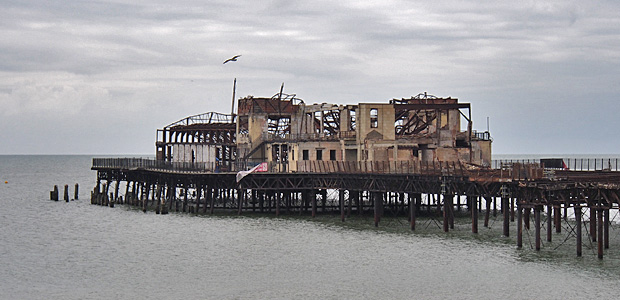 Hastings Pier to be restored after £11m lottery grant