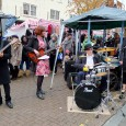 On Saturday afternoon we played a rather unusual gig, with the band being plonked in the middle of an East End street market and being asked to perform for Channel Four who […]