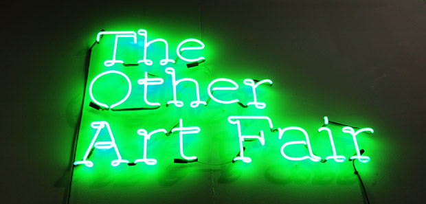 The Other Art Fair at Ambrika P3, London NW1- a soulless art -selling factory